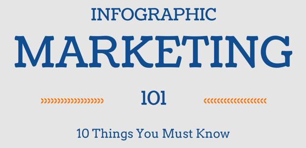 infographic marketing 101 10 things you must know