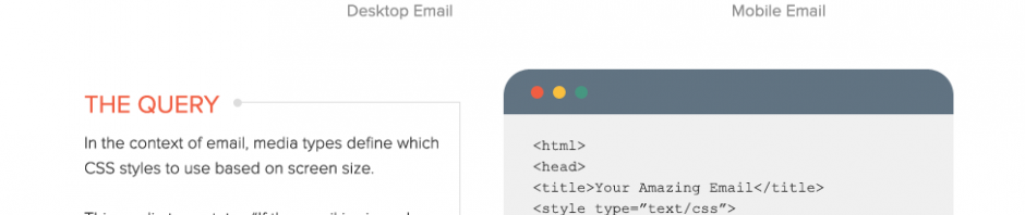 How to Create a Responsive Email Design