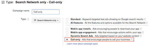5 Reasons to Use AdWords Call-Only Ads in PPC Campaigns