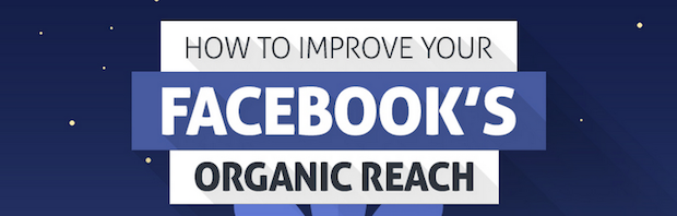 improve organic reach on facebook